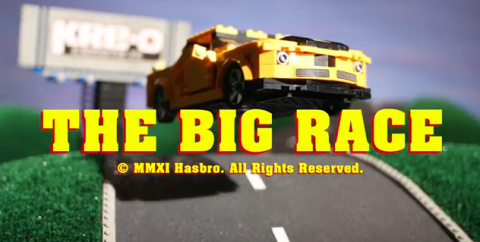 Kre-o the big race