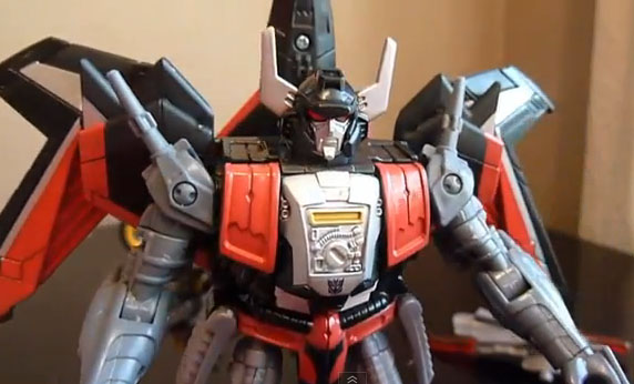 Transformers Generation Sky Shadow