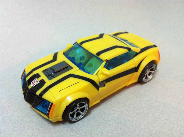 Transformers Prime Bumblebee - Vehicle Mode