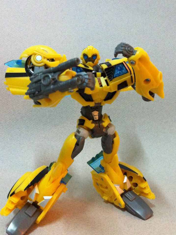 Transformers Prime Bumblebee - Robot