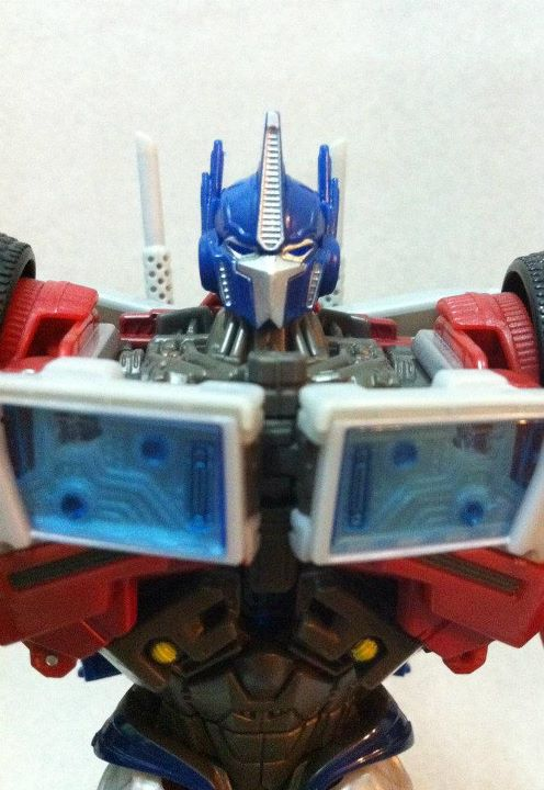 Transformers Prime Voyager Optimus-1