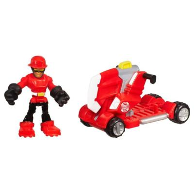 Transformers Rescue Bots - cody burns and rescue axe