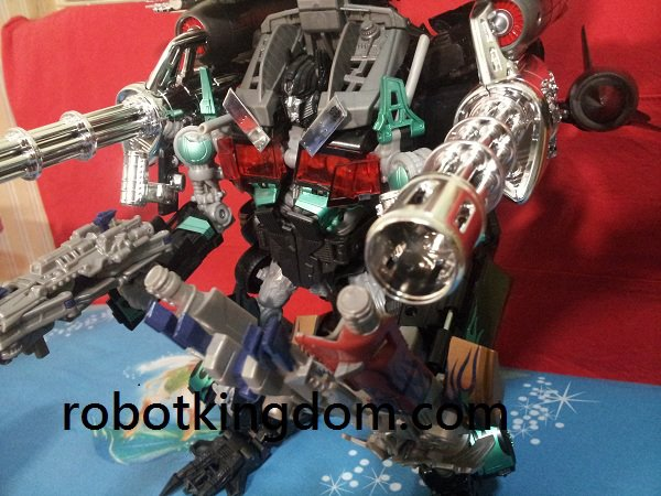 DOTM Dark Jetwing Optimus Prime - 1