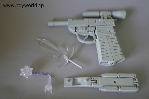 G1 Custom 3rd Party Megatron alt mode