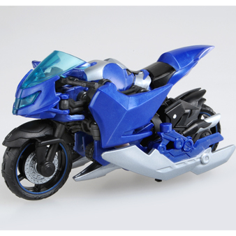 Takara Tranformers Prime - Arcee bike mode