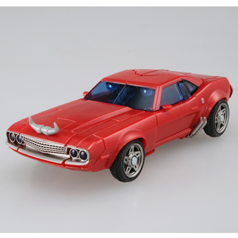 Takara Tranformers Prime - Cliffjumper car mode