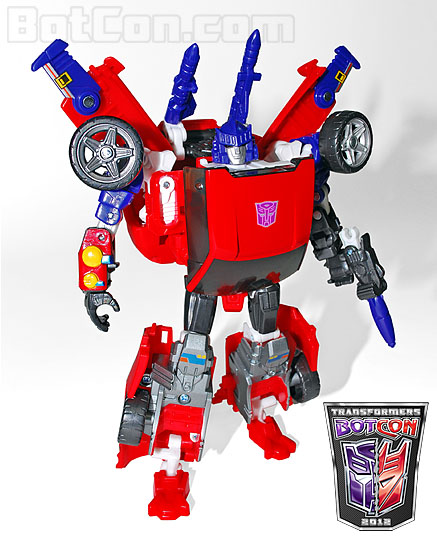 Botcon 2012 Tracks