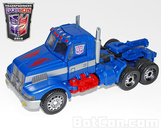 Botcon Exlusive Shattered Glass Ultra Magnus