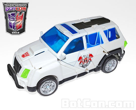 Botcon Heroic Decepticon Soundwave
