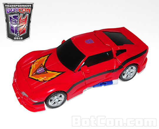 Botcon Tracks 2012