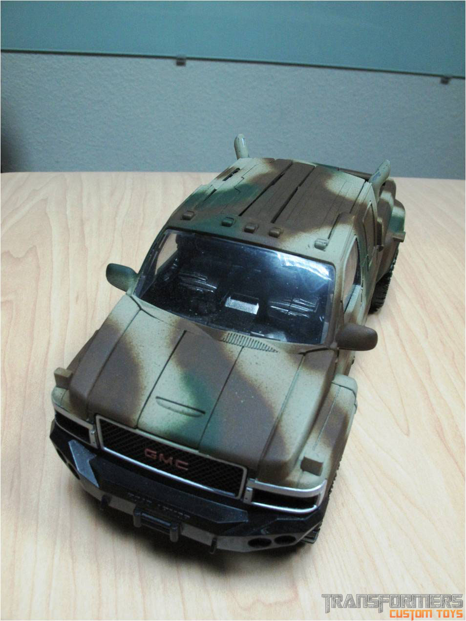 Custom IRONHIDE G.I. Joe