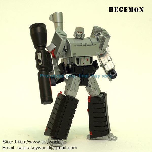 Hegemon Third Party Megatron