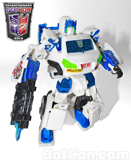 Heroic Decepticon Soundwave