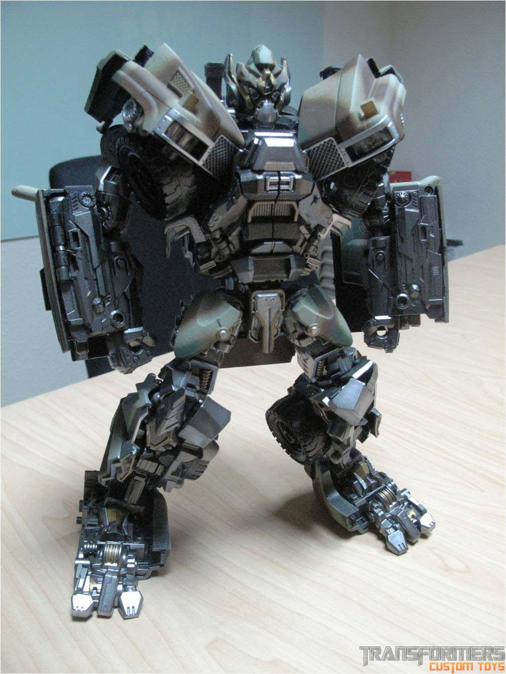 IRONHIDE G.I. Joe Custom