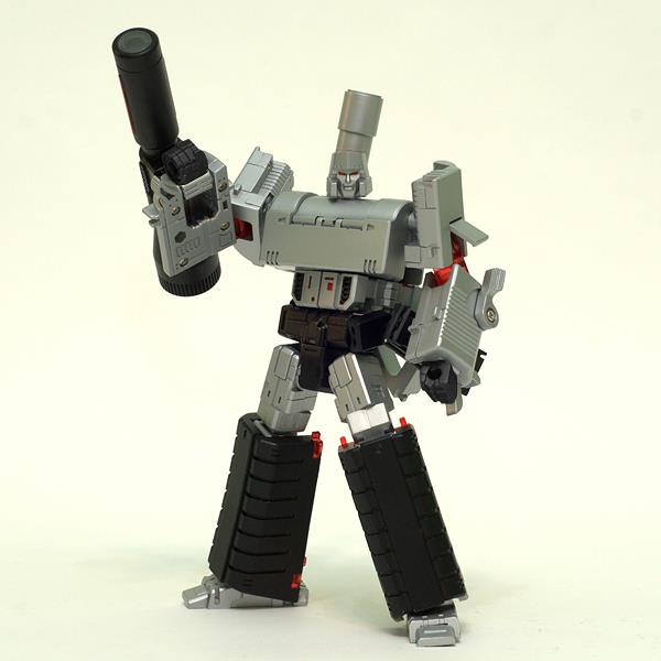 Hegemon Megatron Review Hegemon | Third Party Megatron