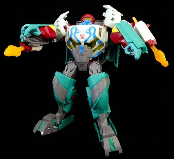 Octopunch Botcon Exclusive