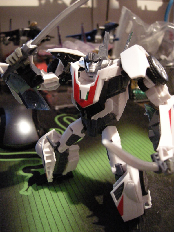 Transformers Prime RID Wheeljack Images