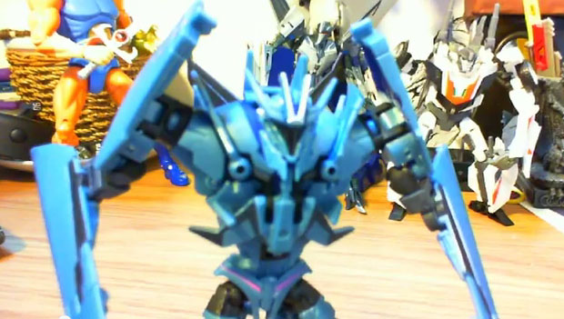 Transformers Prime Revealers Soundwave Review