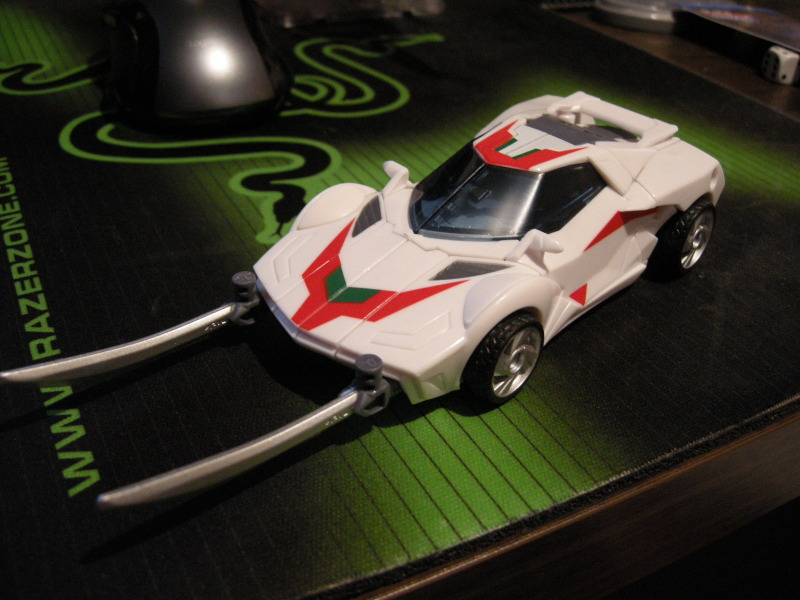 Transformers Prime Robot in Disguise - Wheeljack