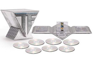 Transformers Trilogy Limited Edition Pre-order