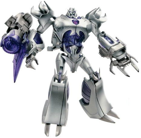 megatron Transformers Prime Upcoming Toys Official Images
