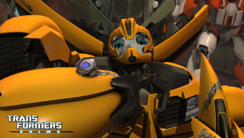 Operation Bumblebee - Part 2- Transformers Prime Season 2