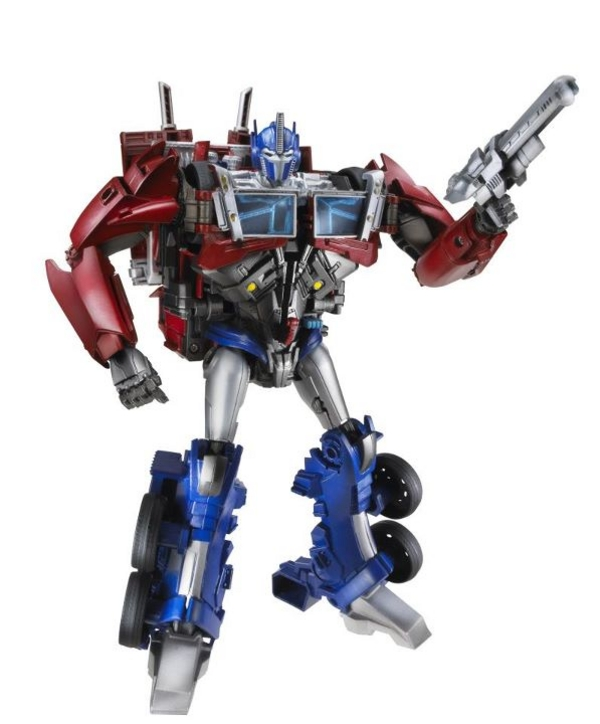 Tranformers Prime Weaponizer Optimus Prime