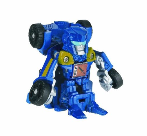 Transformers Bot Shots Topspin