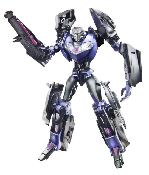 Transformers Prime Vehicon