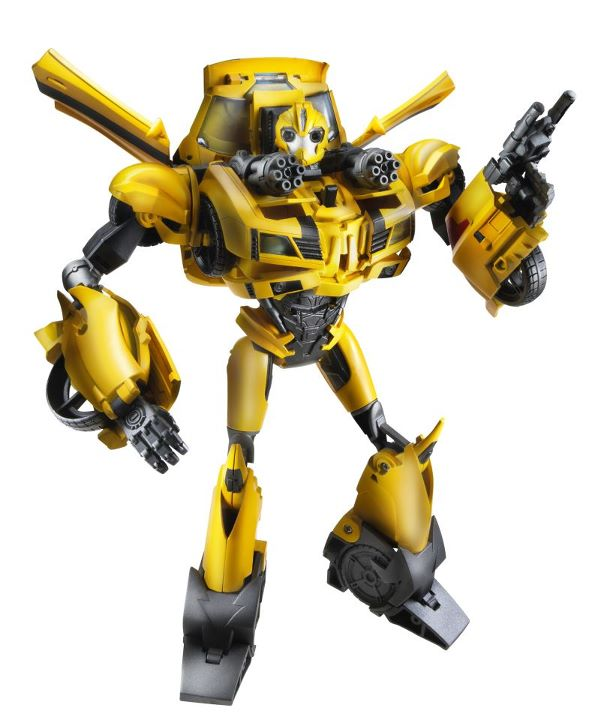 Transformers Prime Weaponizer Bumblebee