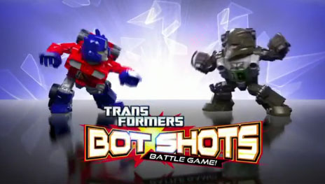 Transformers BOT SHOTS TV Commercial