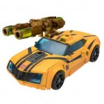 Transformers Prime Arms Micron - Bumblebee 5