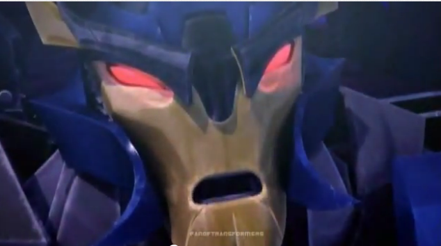 Transformers Prime Dreadwing Promo Clip