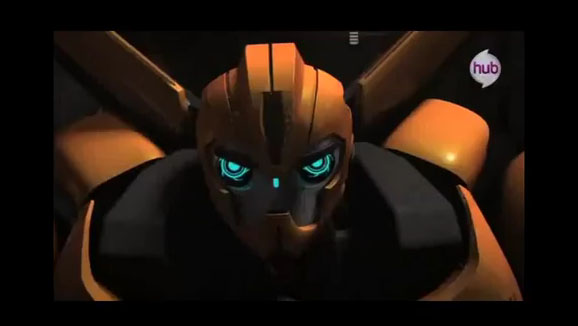 Transformers Prime - Operation Bumblebee Part 2