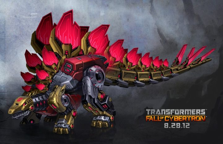 Transformers Fall of Cybertron Snarl altmode