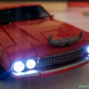 Custom Cliffjumper Headlights