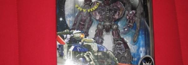 Dark of the Moon Shockwave in boxed