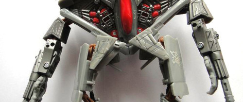 Dark of the Moon Voyager Starscream