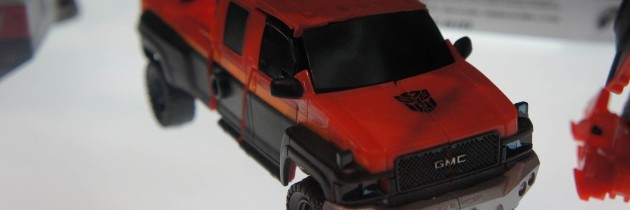 Movie Red Ironhide