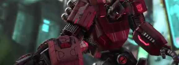 New Transformers: Fall of Cybertron Gameplay Trailer