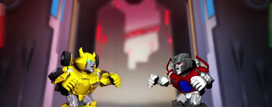 Transformers Bot Shots Teaser Commercial