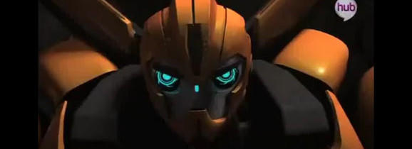 Transformers Prime Operation Bumblebee – Part 2 Video Clip