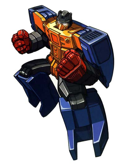 Transformers Punch