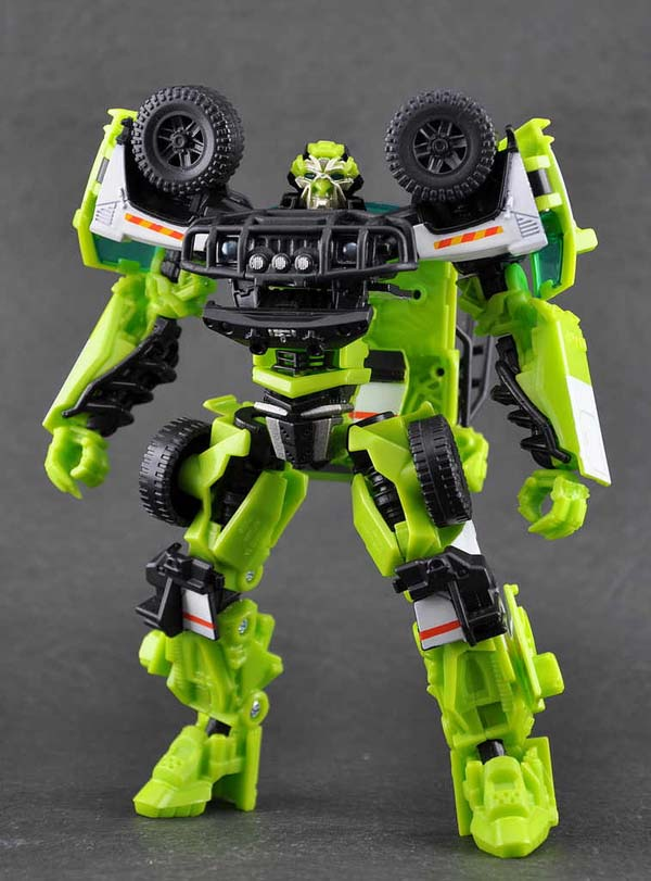 DOTM Ratchet - robot