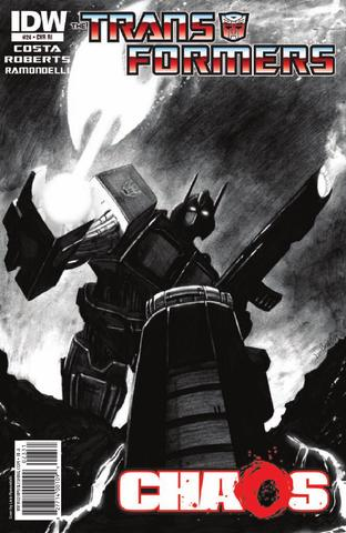 Transformers Ongoing #24