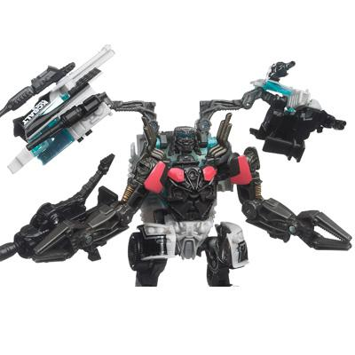 DOTM Autobot Armor Topspin