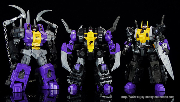 FansProject Insecticon Kickback