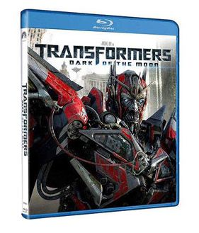Transformers 3 Walmart Exclusive Bluray