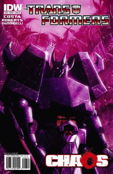 Transformers Ongoing #26