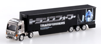 Tomica Transformers Truck